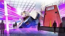ガンプライベント『GUNPLA EXPO』11月開催 1/1スケ―ルのビームサーベル&シールドを展示