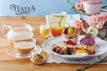 紅茶を楽しむ特別な6週間。アフタヌーンティー・ティールームでは10月から「ティーフェス」がはじまります♡