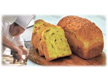 リュドヴィック氏監修によるパン「パン・デジィル」がポンパドウルに登場!