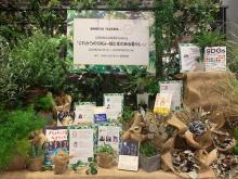 「これからのSDGs。~緑と本のある暮らし~」SHIBUYA TSUTAYAで開催