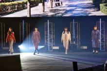 【TGC2020AW】欅坂46、新グループ名はメンバーも知らず「愛していただける名前になれば」