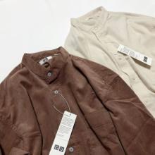 秋に欲しい「コーデュロイシャツ」は、ユニクロとGUどっちを買うべき?シルエットやデザインを比較しました