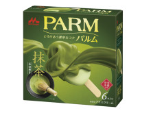 """""""宇治玉露""""を使用!「PARM 抹茶(6本入り)」が上品な味わいにリニューアル"""