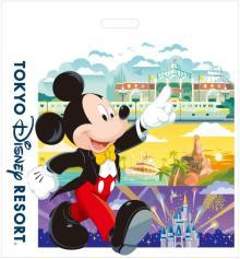 東京ディズニーランド&シー、買い物袋の有料化を発表