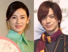 北川景子、第1子女児出産「幸せを感じています」 DAIGOがパパに