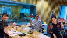 """ナイツ、内海桂子さんの""""遺言""""をしみじみ語る 新ラジオの30分フリートーク「酸欠になりそう」"""