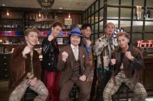 「ガッチだぜ!!」MVにトータス松本出演 DOBERMAN INFINITYが令和版にリメイク