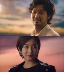 青木崇高&優香夫妻がCM初共演 愛情に満ちた父と母の表情に注目