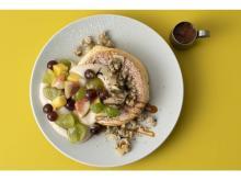 秋のフルーツがどっさり!「FLIPPER'S」奇跡のパンケーキに新作登場