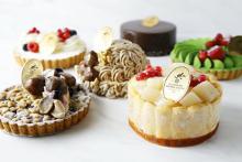 神戸発TOOTH TOOTHの「お取り寄せケーキ」に新作が仲間入り!とっておきのマロン×幻の洋梨をおうちで♡