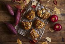 とろ~りお芋ペーストは季節限定のお楽しみ♡焼きたてアップルパイ「RINGO」で秋の味覚を堪能しちゃお♩