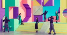 "Perfume ""早送りと巻き戻し""を緻密に撮影 2年半ぶりシングル「Time Warp」MV公開"