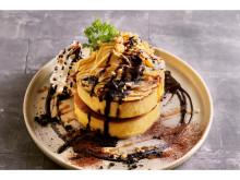 横浜モアーズ「MARFA CAFE」に秋限定パンケーキ&ぶどうドリンクが新登場