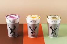 野菜×季節の素材をミルクティーで♩THE ALLEYの新提案「スイーツべジミルクティー」が秋の始めにぴったり♡