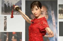 元宝塚・明日海りお、初声優も戦闘シーンに自信「男役として戦う場面が多かったので…」