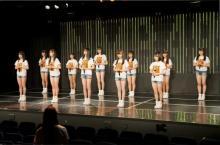 NMB48、200日ぶり有観客公演で7期生お披露目 12歳~23歳の11人が特技を披露