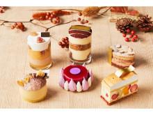 ハロウィンクッキーも登場!秋にじっくり味わいたいケーキコレクション