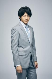 山田裕貴、田中圭主演の学園サスペンスに参戦「絶対、面白い作品にしたい!」