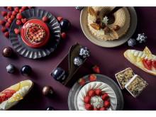 """""""フェニックス""""がモチーフ!美しいクリスマスケーキ6種の予約がスタート"""