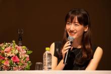 綾瀬はるか、7年連続『会津まつり』に登場 先人感謝祭に初参加
