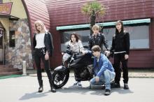 lol、スズキとタイアップした新曲「run&go」MV公開 サビ縦読みでメンバーからメッセージ