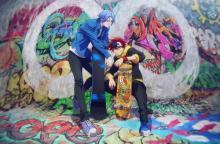 内海紘子×ボンズによる青春オリジナルアニメーション「SK∞ エスケーエイト」2021年1月スタート! 【アニメニュース】