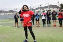 朝日奈央、初冠&初MC番組が決定「まさか…」 スポーツの魅力伝える