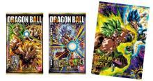 DBZ劇場版のイラスト盛沢山「ドラゴンボールポストアートウエハースUNLIMITED3」ついに発売!! 【アニメニュース】