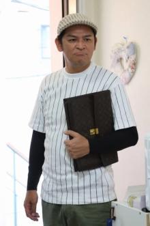 ますだおかだ・岡田圭右、「まさに等身大」な役柄で4年ぶりドラマ出演