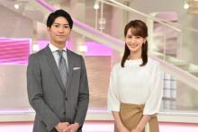 『news every.』伊藤遼アナ&後呂有紗アナが仲間入り 入社4年目フレッシュな同期コンビ