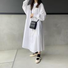 涼しくなったのはいいけどなに着よう…今着る服迷子さんはGUの「Aラインシャツワンピース」を買うのが大正解