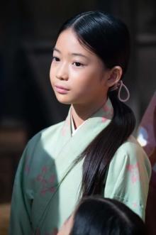 【麒麟がくる】人気子役・白鳥玉季 光秀の長女・お岸役で大河デビュー