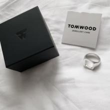 ユニセックスが魅力の「TOM WOOD」のリングがかわいすぎた…。メンズライクな雰囲気が今の気分なんです♡