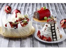 ケーキは4種類!ホテル日航大阪の「2020クリスマスケーキ」予約受付START