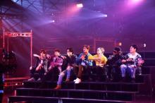 """三代目JSB、10周年""""ベストライブ""""で新旧25曲「ファンの皆さんと一緒に歩んでいる」"""