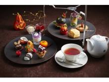 可愛らしさ満点!ホテル日航大阪の「ハロウィンアフタヌーンティーセット」
