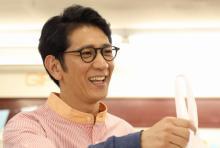 アンタッチャブル柴田、8年ぶりドラマ出演に緊張「背中がびしょびしょでした」