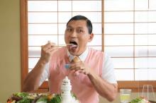 オードリー春日、静岡の絶品グルメを食べ尽くし 突然の富士山に大興奮