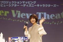 篠田麻里子、第1子出産後初の公の場 子育てはコロナ禍で外出できず苦悩も充実の日々