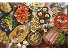 ローストビーフや蟹が食べ放題!「東京ドームホテル」Newスタイルブッフェ