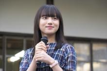 清原果耶、朝ドラ『おかえりモネ』宮城・登米で撮入「頑張らなければ」