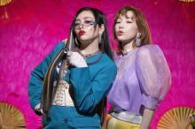 少女時代テヨン×ちゃんみな、初対面で意気投合「#GirlsSpkOut」MV公開