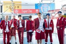 SuperM、『Mステ』で新曲「One」日本初披露「本当に激しい」