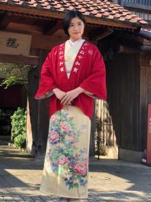 モー娘。加賀楓、ファン1700人以上の署名で「加賀温泉郷観光大使」就任