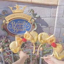 ディズニー好きさん必見!ディズニーランド新エリア『美女と野獣』は、このかわいすぎるグッズで気分はベル♡