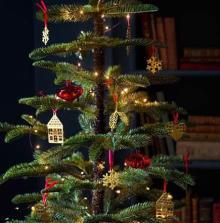 """今年はおうちで最高に素敵なクリスマスを過ごしたいから♡「イケア」のツリーや照明は""""かわいいお値段""""も魅力"""