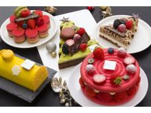 「パティスリー・サダハル・アオキ・パリ」の2020年クリスマスケーキ
