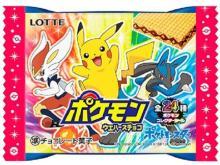 「ロッテ」ポケモン商品がTVアニメで活躍するポケモンを描いたデザインに!