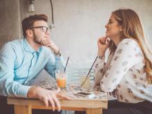 デートのとき、男性はどこを見ている?付き合う決め手になる女子の言動