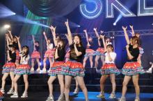SKE48、来年初春に松井珠理奈卒業シングル「ふだんどおり気合を入れて」